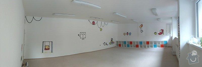Instalace okenních rámů a sádrování stropu : 2014-06-26_15.08.38