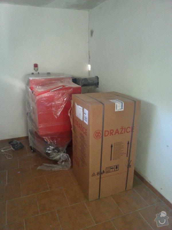 Prodej Automatický kotel Greeneco 25kW + montáž. : 20140716_070943