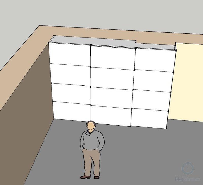 Výroba vestavěných skříni 2ks: obyvak_3