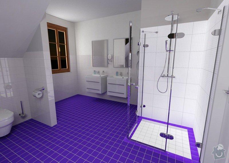 Obklady - koupelna: 2