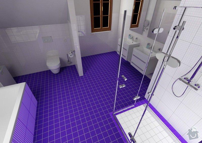 Obklady - koupelna: 3