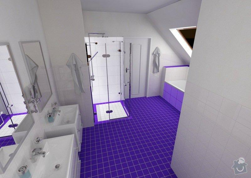 Obklady - koupelna: 4