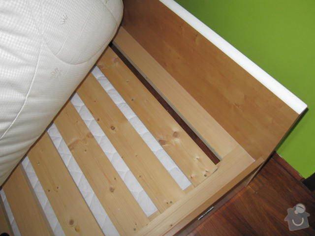Oprava roštu postele, vrzání.: IMG_7653