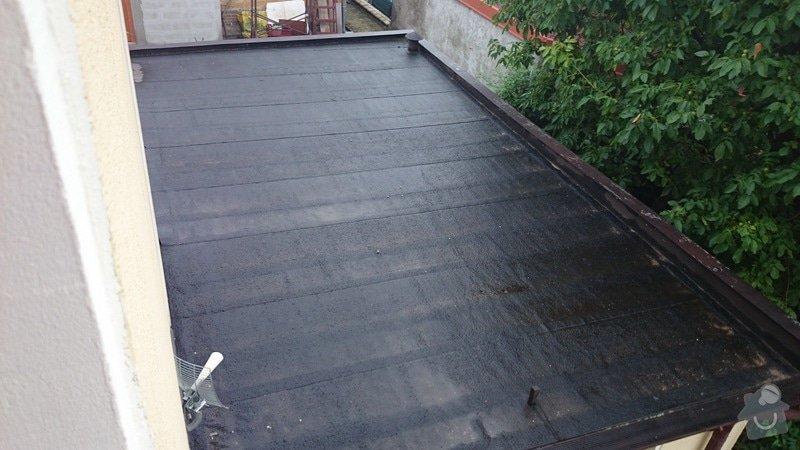 Izolace střechy garáže 45m2: DSC_0219