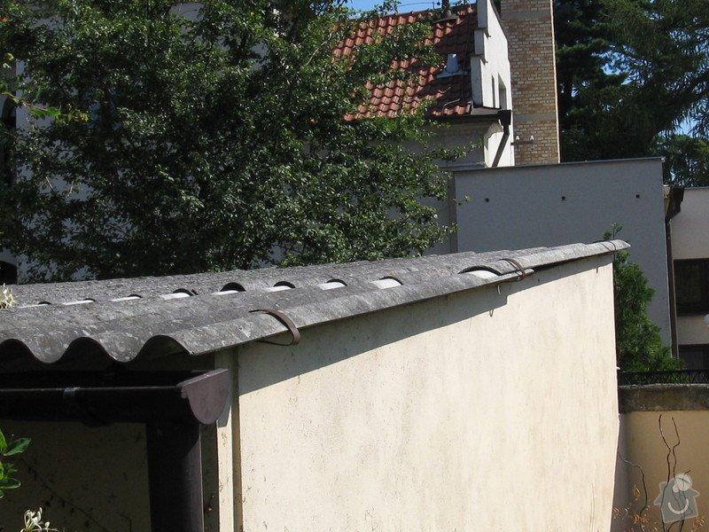 Montáž 3 plechových střech: 002