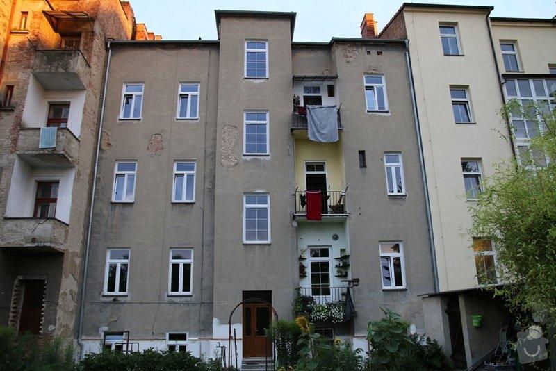 Dodání nové fasády cca 200m2: IMG_1361