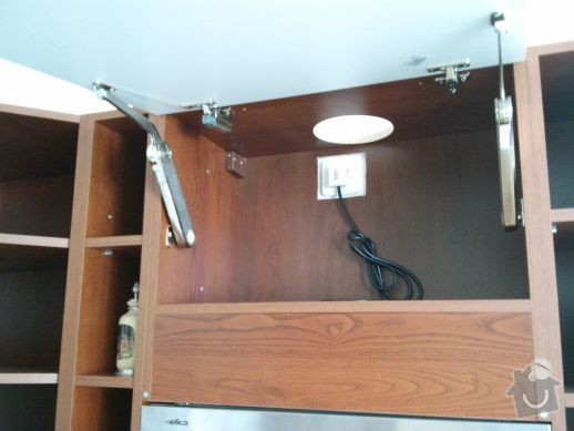 Připojení odtahu digestoře: foto1