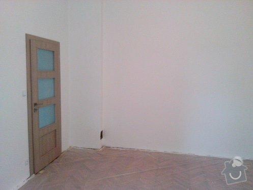Renovace omítek, vymalování bytu: IMG_20140721_174819