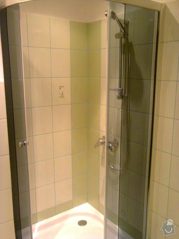 Rekonstrukce koupelny+wc.Panelový dům: fotografie0023