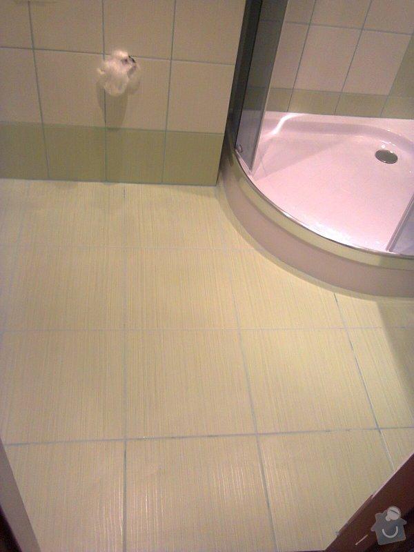 Rekonstrukce koupelny+wc.Panelový dům: fotografie0025