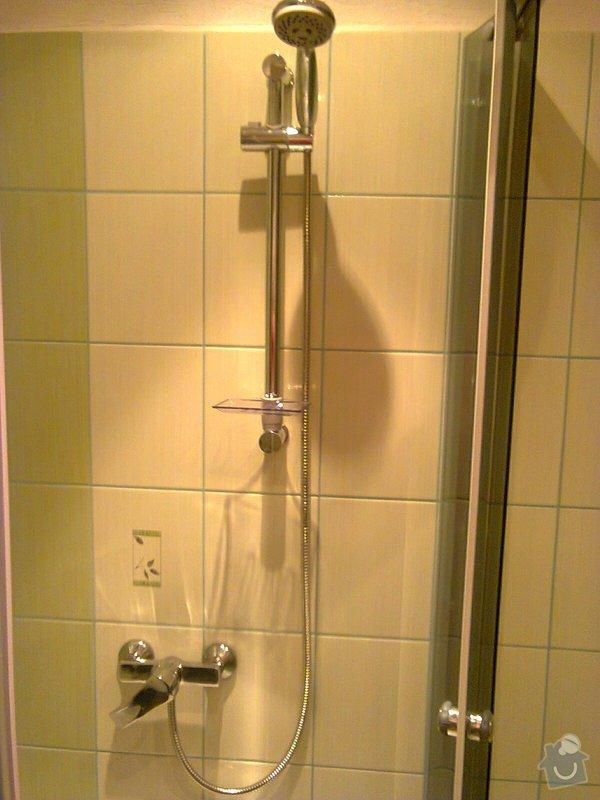 Rekonstrukce koupelny+wc.Panelový dům: fotografie0028
