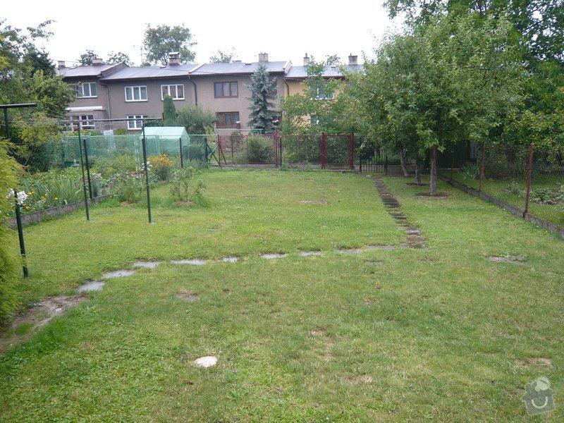 Pokládka venkovní dlažby 65 m2: 3_zezadu
