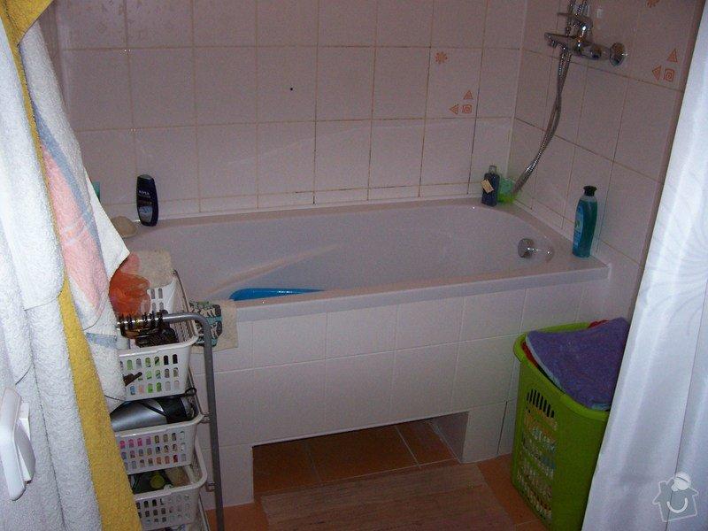 Rekonstrukce koupelny: 102_5376