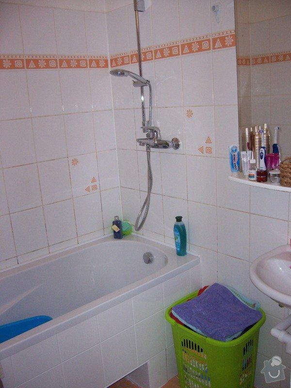 Rekonstrukce koupelny: 102_5377