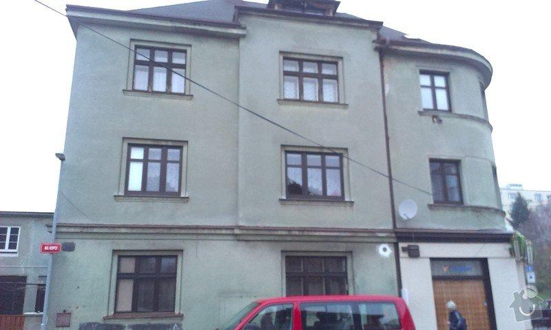 Fasádu bytového domu: IMAG0399