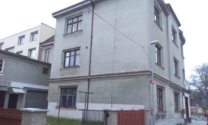 Fasádu bytového domu: IMAG0400