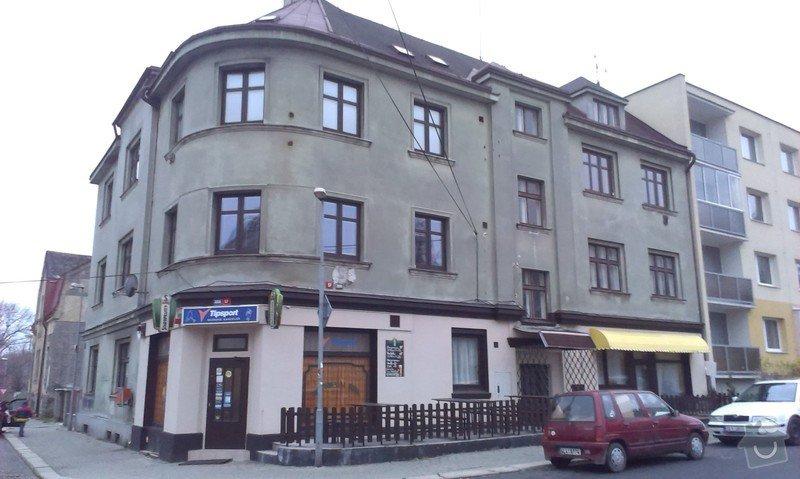Fasádu bytového domu: IMAG0401