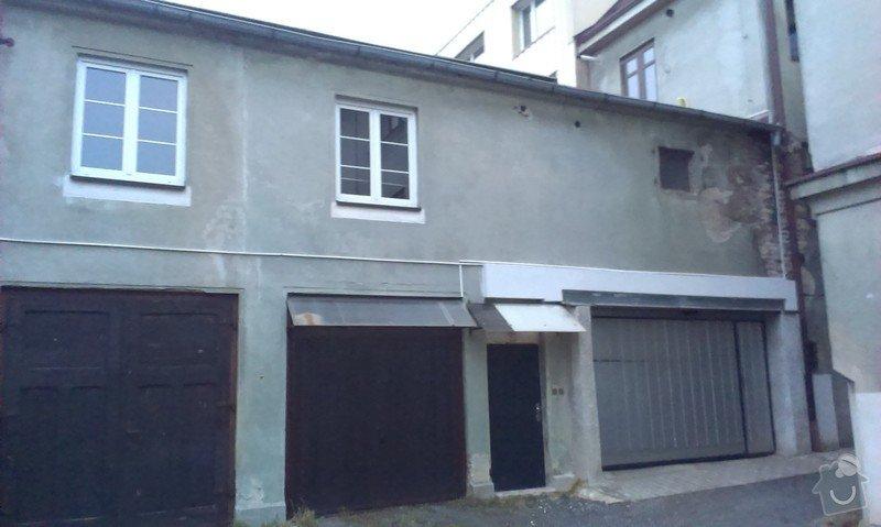 Fasádu bytového domu: IMAG0403