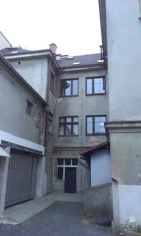 Fasádu bytového domu: IMAG0404