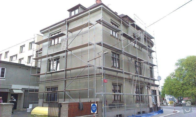 Fasádu bytového domu: IMAG0681