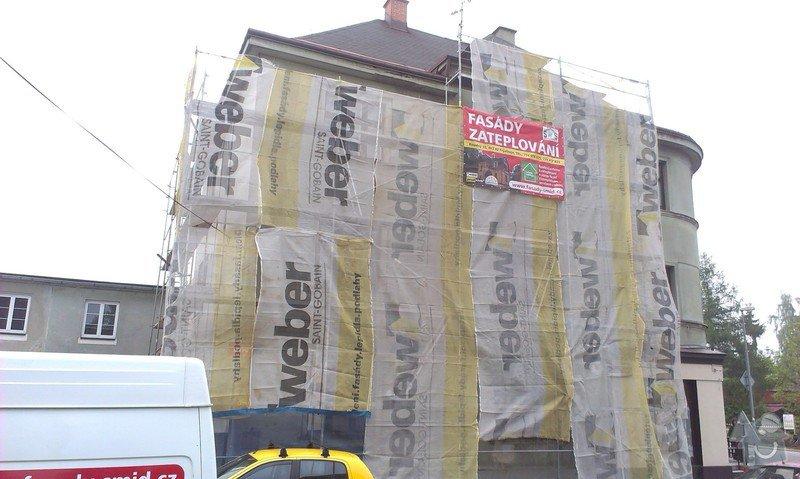 Fasádu bytového domu: IMAG0682