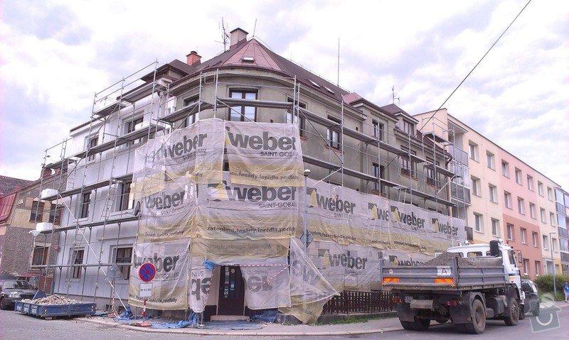 Fasádu bytového domu: IMAG0715