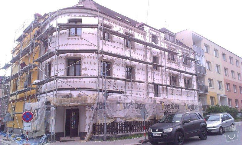 Fasádu bytového domu: IMAG0723