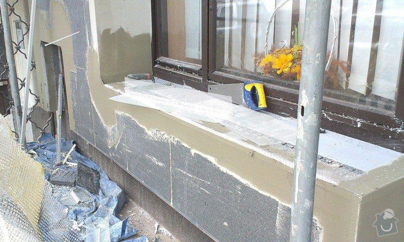 Fasádu bytového domu: IMAG0730