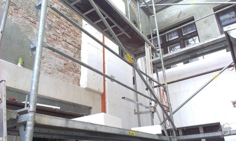 Fasádu bytového domu: IMAG0729