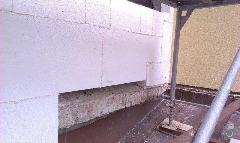 Fasádu bytového domu: IMAG0727