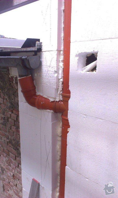 Fasádu bytového domu: IMAG0731