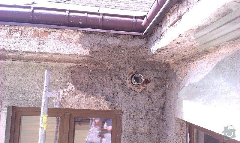 Fasádu bytového domu: IMAG0732