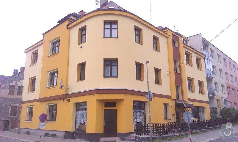 Fasádu bytového domu: IMAG0789