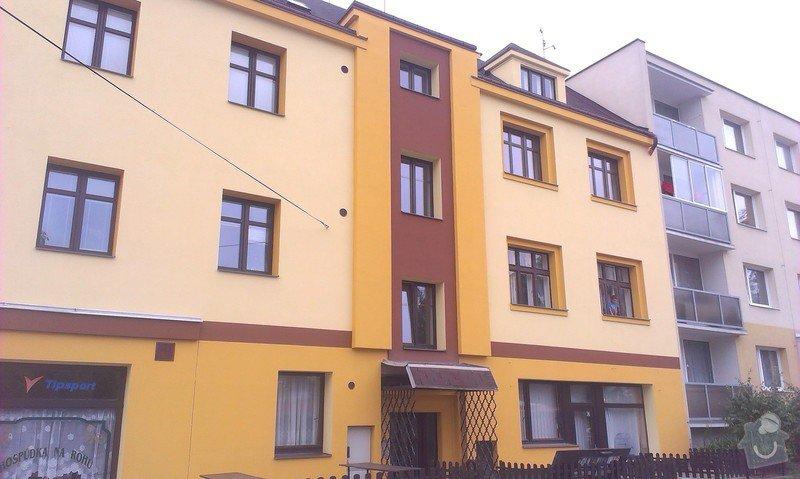 Fasádu bytového domu: IMAG0790