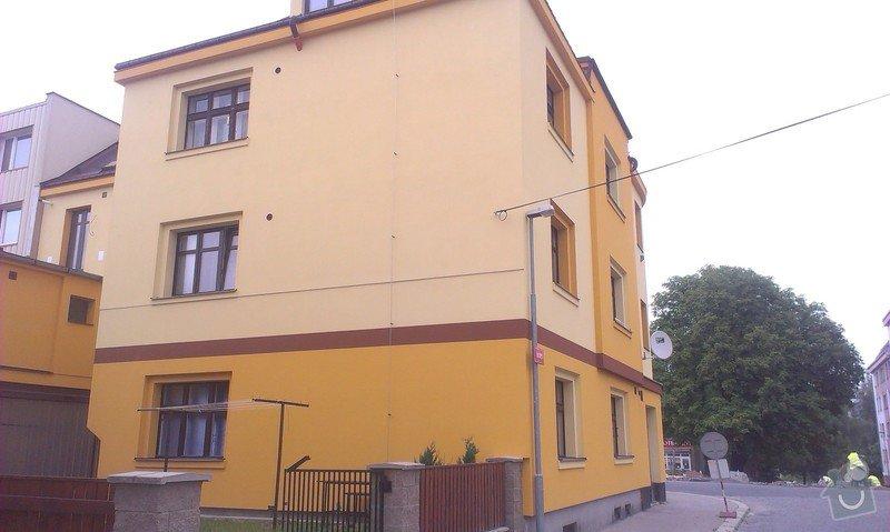 Fasádu bytového domu: IMAG0792