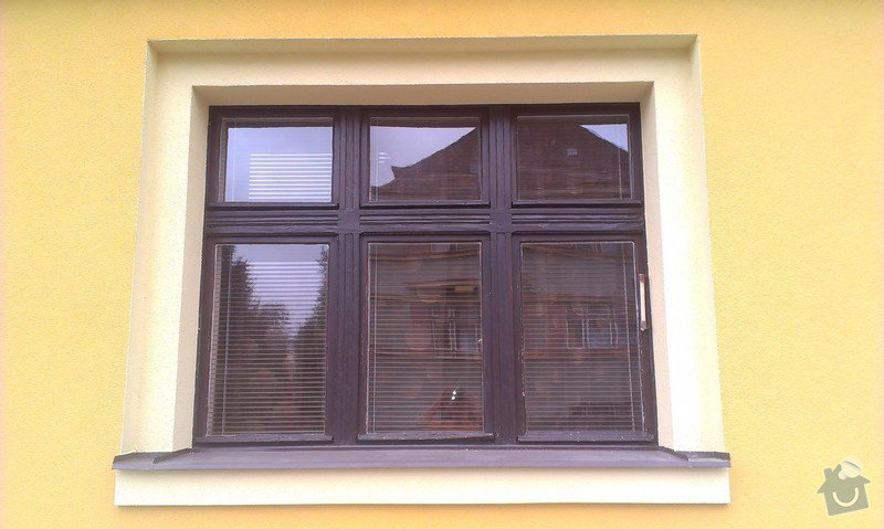 Fasádu bytového domu: IMAG0791