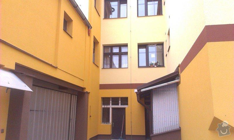 Fasádu bytového domu: IMAG0793