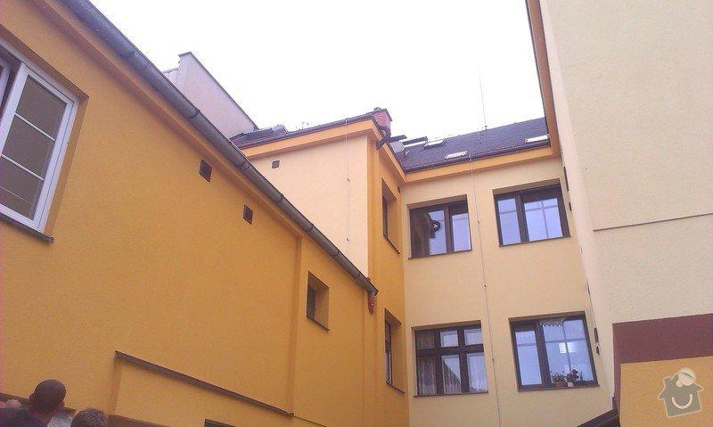 Fasádu bytového domu: IMAG0794
