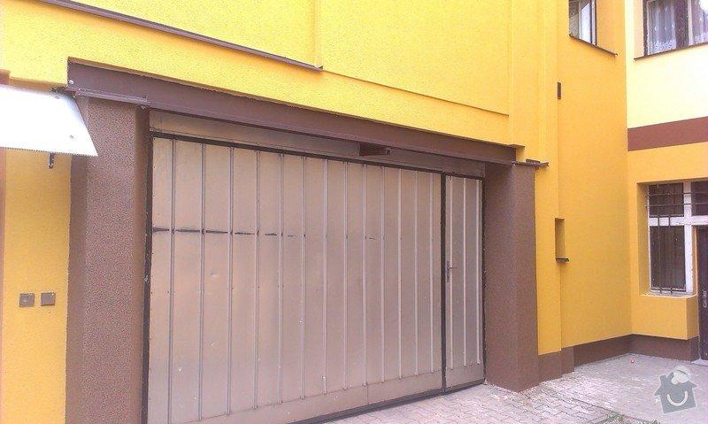 Fasádu bytového domu: IMAG0795