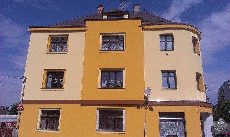 Fasádu bytového domu: IMAG0747