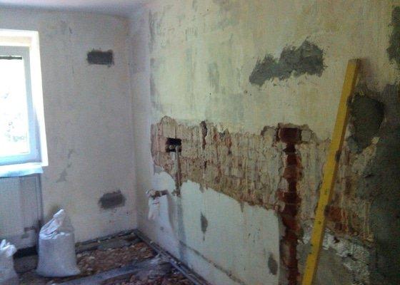 Rekonstrukce bytů
