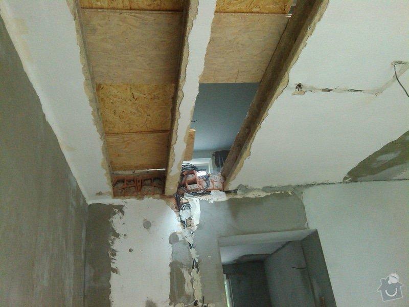Rekonstrukce bytů: IMG_20140625_132148