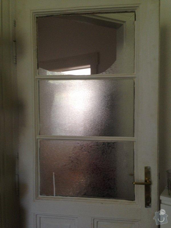 Zasklení dveří: IMG_1625