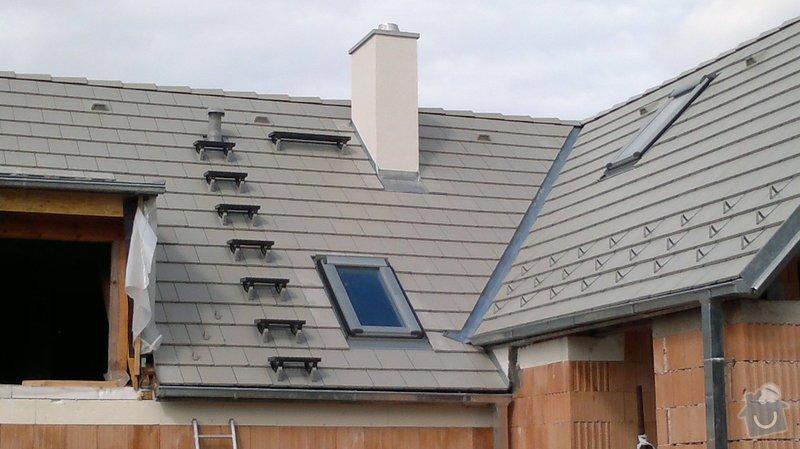 Střecha na klíč - včetně sřešních oken a klempířských prvků: Strecha_Tegalit_1