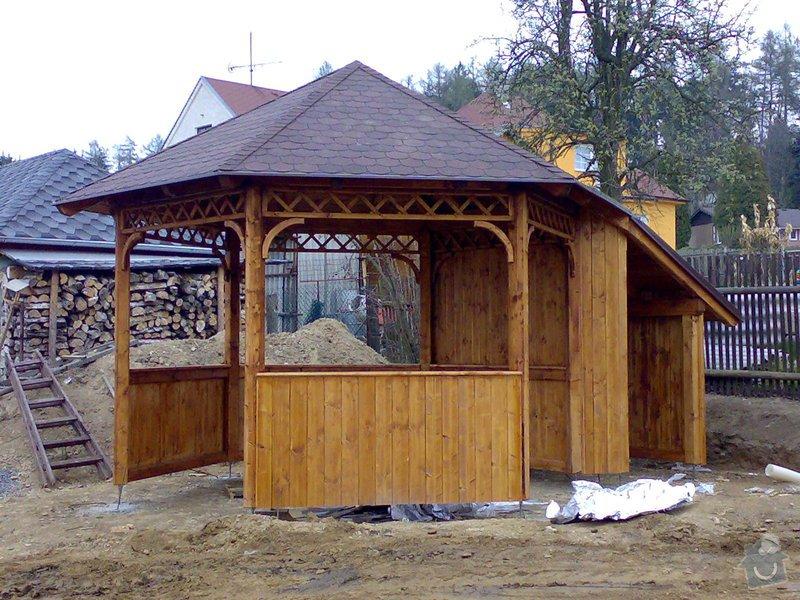 Střecha na klíč - včetně sřešních oken a klempířských prvků: Altan_1