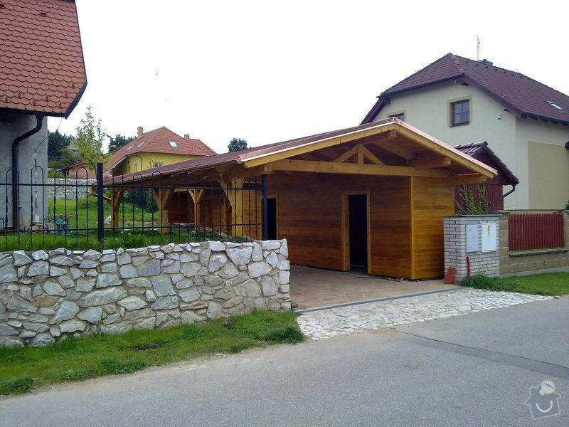 Střecha na klíč - včetně sřešních oken a klempířských prvků: C7_049