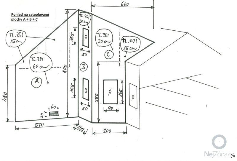 Zateplení štítu RD: skenovani0004