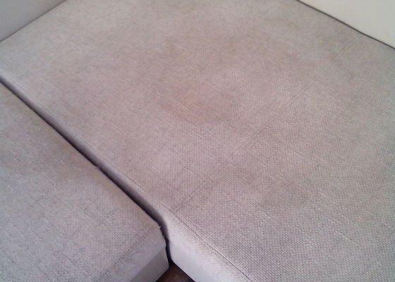 Čištění sedačky a koberce