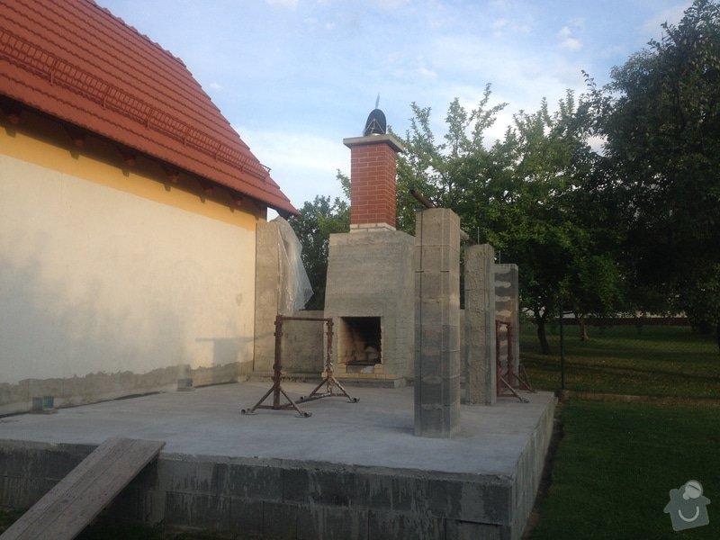 Stavba zahradní pergoly : pergola_Vilem_Sin