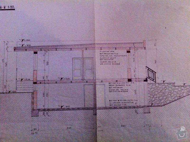 Izolace ploché střechy: IMG_2378
